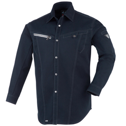 Work-site Clothing 2180 Series Work-site Clothing T/C Long Sleeve Shirt