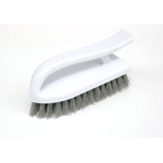 Heat-Resistant Silver Brush