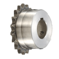 MS Chain Coupling Sprocket With Shaft Bore Processing