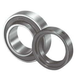 Insert Bearing, Silver Series, Cylindrical-Bore Type With Eccentric Wheel, U+ER Type