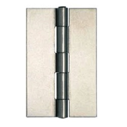 #F80 Steel Hinge Thick Type No Holes Or Swage