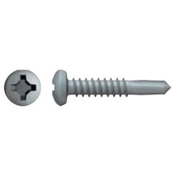 AX Multi Drill Screw (For Iron Plate) Pan (Stainless Steel Coating)