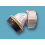 Tube Expansion Type Fitting for Stainless Steel Pipes BK, Joint Socket 45° Elbow