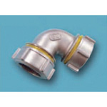 Tube Expansion Type Fitting BK Joint 90° Elbow, for Stainless Steel Pipes