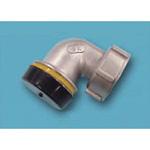 Tube Expansion Type Fitting BK Joint One End Socket 90° Elbow, for Stainless Steel Pipes