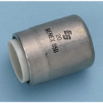 Single-Touch Fitting for Stainless Steel Pipes, EG Joint Cap EGC (for JIS G 3448)