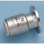 Single-Touch Fitting for Stainless Steel Pipes, EG Joint Floor Protrusive Socket EGZLB (for JIS G 3448)
