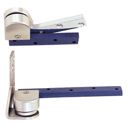 153P, Pivot Hinge (Protruding Support with Vertical Frame)