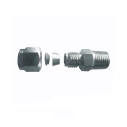 Stainless Steel Tube Fittings - Screw Connection -