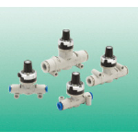 Needle Valve with Dial DVL-N Series