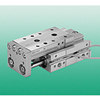 Linear Slide Cylinder LCG Series with Complex Function