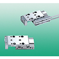 Linear Slide Cylinder LCM Series with Complex Function