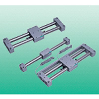 Rodless Magnet type Super rodless cylinder MRL2 series