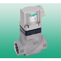 Air operated type 2-port valve cylinder valve SAB *S series