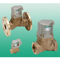 Air operated type 2 port valve cylinder valve SAB *W series
