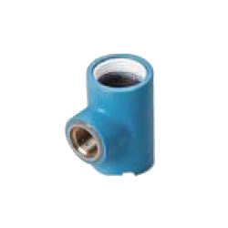 Preseal Core Joint, Insulation Type, for Device Connection (Fitting for Prevention of Contact Between Dissimilar Metals), Z Series, Faucet Z, Faucet Tee
