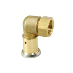 C-Lock 1/One-Touch Fittings, Elbow Adapter, Si-o