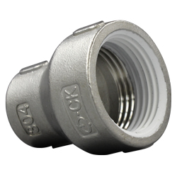 CK Pre-Seal SUS Fitting Different Diameters Socket
