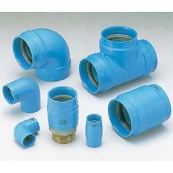 PC Core Fittings, for Lined Steel Pipe Connection, Unequal Diameter Elbow