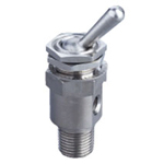Hand-operated Valve VLM100 Series - Cam Rocking Lever Type - [VLM100-2]