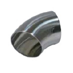 Sanitary Fitting Welded Part EQ-W Welded 45° Elbow
