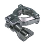 Sanitary Fittings Mini Size Parts M3K Mini 3K Clamp 3K-M-8A