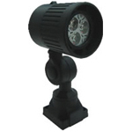 Rotary Pedestal Type / Fixed Pedestal Type High Efficiency Heat Dissipating Specification LED Lighting 12V/24V