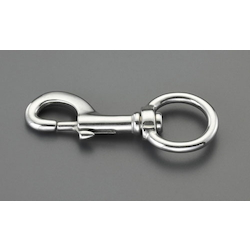 [Stainless Steel] Swivel Eye Snap EA638AG-14