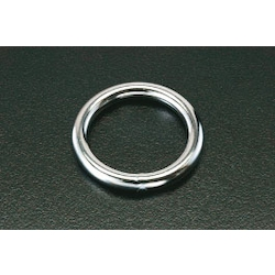 [Stainless Steel] Round Ring EA638JC-8