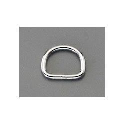 [Stainless Steel] D-Type Ring EA638JT-8A