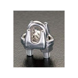 [Stainless Steel] Wire Rope Clip EA638RB-4