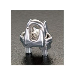 [Stainless Steel] Wire Rope Clip EA638RB-8
