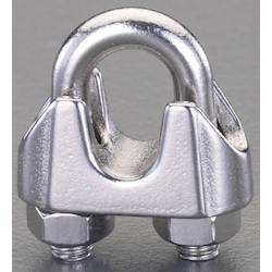 [Stainless Steel] Wire Rope Clip EA638RZ-12