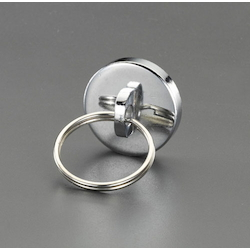 Double Ring With Magnet EA781GB-12