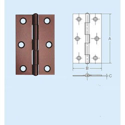 Brown Hinge EA951CJ-203
