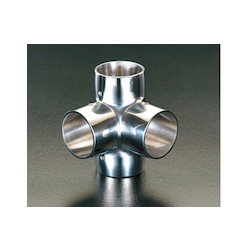 [Stainless Steel] Pipe Joint , 4-Way EA951EU-42