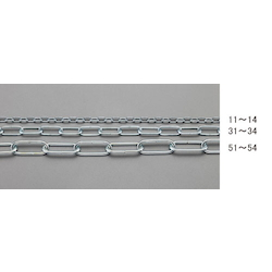 Steel Chain (Unichrome Plating) EA980SD-11