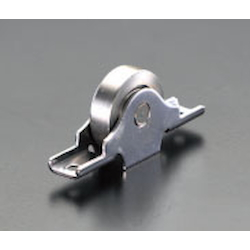 [Stainless Steel] Roller [for Flat Rail] EA986R-11