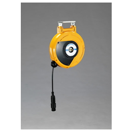 Automatic Flame-Resistant Air Hose Reel (10m) EA124BJ-8.5A
