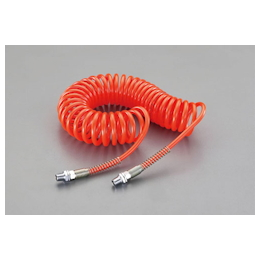 Male Threaded Urethane Air Hose EA125BB-12A