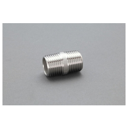 Double-Threaded Nipple (Stainless) EA469DF-2A