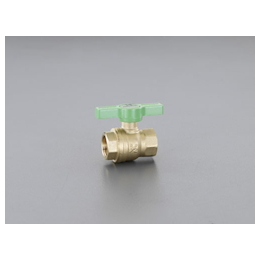 (Full bore type) Ball Valve [Brass] EA470GA-4