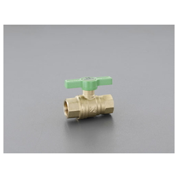 (Full bore type) Ball Valve [Brass] EA470GB-2