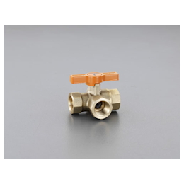 3-Way Ball Valve [Brass] EA470GE-4