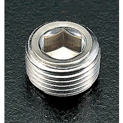 Tapered Thread Plug [Stainless Steel] EA949GP-2