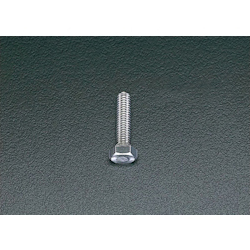 Hexagonal Head Fully Threaded Bolt [Stainless Steel] EA949HC-123