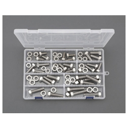Anti-loosening Hexagonal Head Bolt Set [Stainless Steel] EA949LL-2