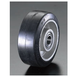Rubber-tire Aluminum-rim Wheel EA986M-100