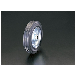 Solid-rubber-tire Steel-rim Wheel EA986MG-160