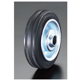 Rubber-tire Steel-rim Wheel EA986MG-3